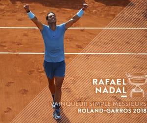 undecima, Rafael Nadal, and roland garros image