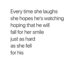 boyfriend, pain, and smile image