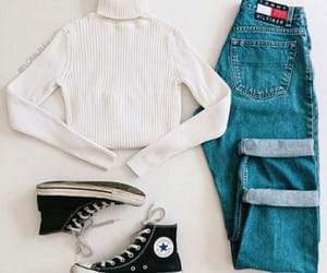 clothes, girl, and stylé image