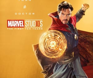 Avengers, hero, and stephen strange image