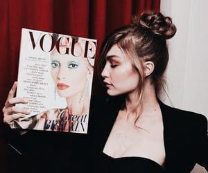 model, gigi hadid, and beauty image