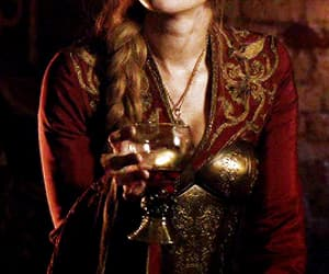 gif, cersei lannister, and lena headey image