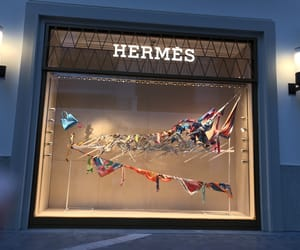 hermes and street image