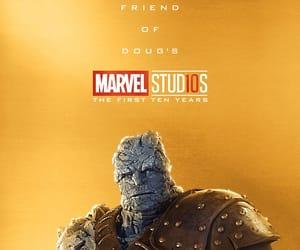 hero, Marvel, and thor image