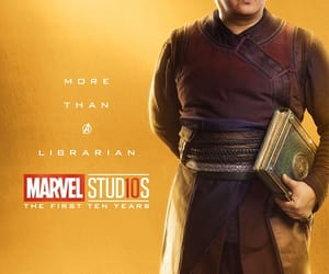 Avengers, hero, and librarian image