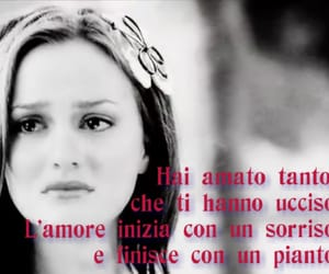 amore, frasi, and tristezza image
