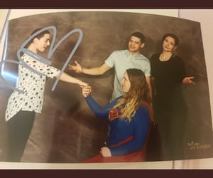 katie mcgrath, Supergirl, and chyler leigh image