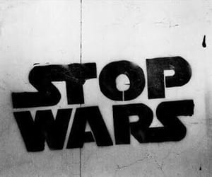 war, quotes, and peace image