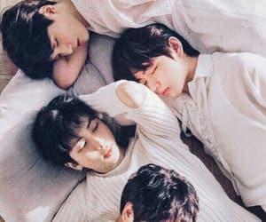 angels, yoongi, and jungkook image