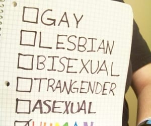 article, bisexual, and gay image