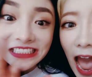 kpop, pinky, and rena image