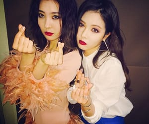 hyuna, kpop, and sunmi image