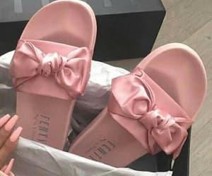 puma, rihanna, and shoes image