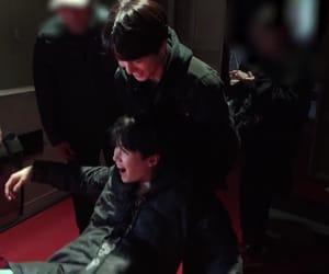 euphoria, yoongi, and jungkook image