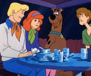 classic, scooby doo, and daphne blake image