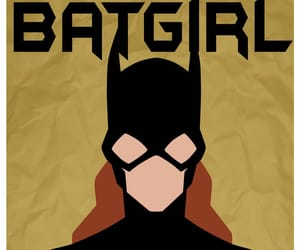 batgirl, batman, and DC image