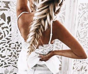 braids, cutoffs, and fashion image