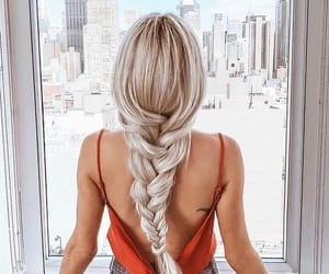 adventure, hair, and luxe image
