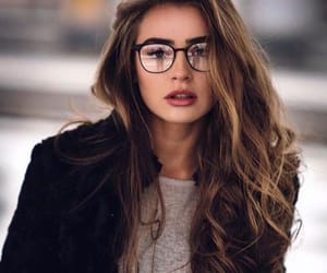 girl, beautiful, and hair image