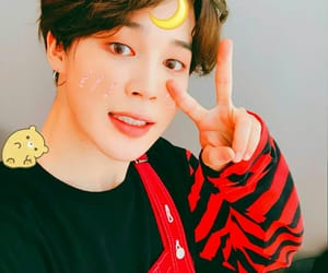 park, parkjimin, and bts image