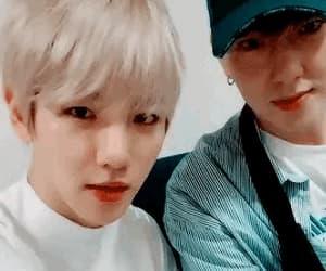 exo, gif, and baekhyun image