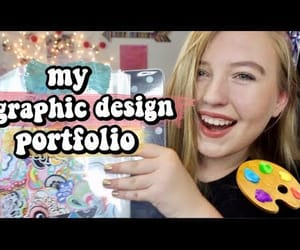 art, graphic design, and video image