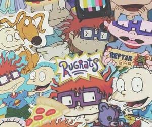 rugrats, wallpaper, and cartoon image