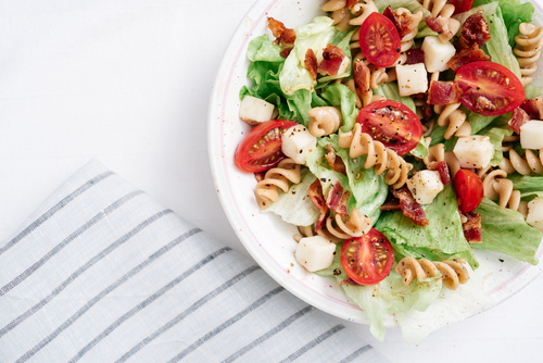 article, fitness, and pasta image