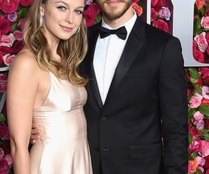 couple, chris wood, and Supergirl image