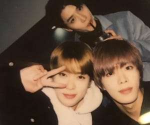 jaehyun, taeil, and nct image
