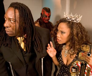 wwe, booker t, and the boogeyman image