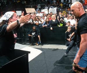 wwe, steve austin, and stone cold steve austin image