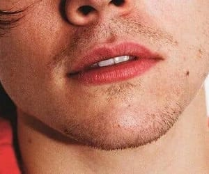mouth, styles, and harry image
