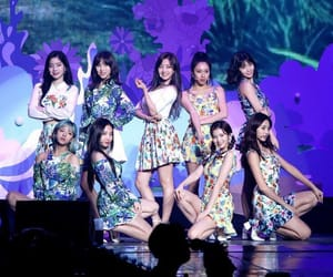 aesthetic, asian girls, and twice image