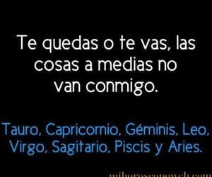 zodiaco, frases en español, and capricornio image