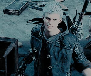devil may cry, games, and devil may cry 5 image