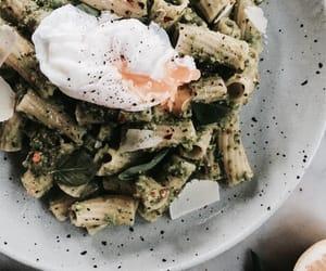 basil, food, and pesto image