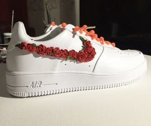 air force 1, customized, and fashion image