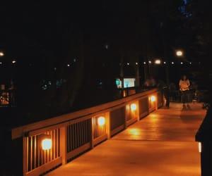autumn, glow, and orange image