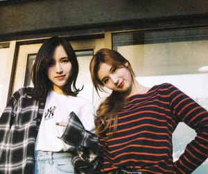 twice, sana, and mina image