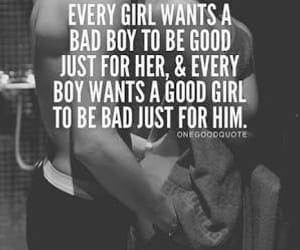 bad boy, classy, and good girl image