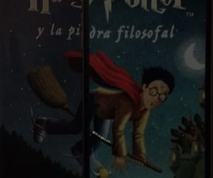 book, harry potter, and jk image