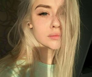 alternative, aesthetic, and blonde image