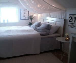 bedroom, stylish, and chic image