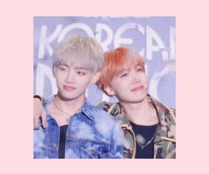 icons, jhope, and kim taehyung image