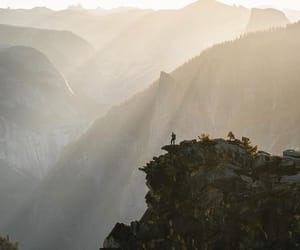 landscape, national park, and united states image