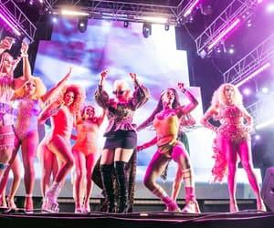 celebration, drag queens, and christina aguilera image