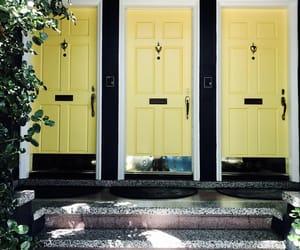 cali, doors, and san francisco image