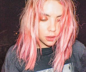 ashley benson, pink, and grunge image