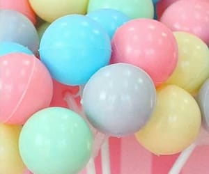 aesthetic, cute, and cakepops image